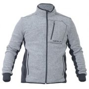 WOLF 0001 FULL ZIP FLEECE