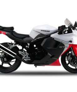 Hyosung GT 125 R 125 White