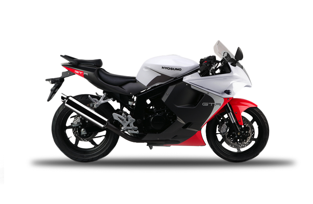 hyosung gt 125 r 125cc lowest rate finance around uk delivery. Black Bedroom Furniture Sets. Home Design Ideas