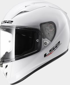 LS2 Arrow R EVO Gloss White
