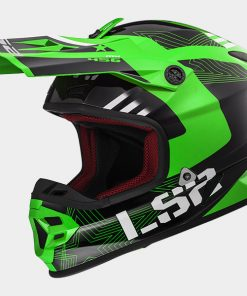 LS2 Light EVO Rallie Green