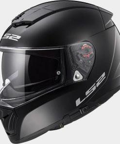 LS2 Breaker Gloss Black