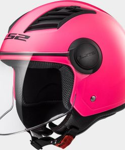 LS2 Airflow L Gloss Pink