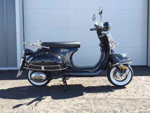 AJS Modena 125 125 Black