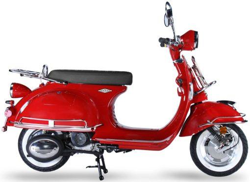 AJS Modena 125 125 Red