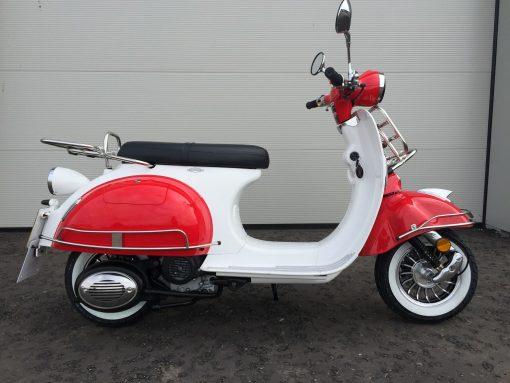 AJS Modena 125 125 Red/White