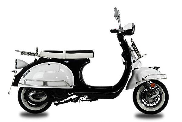 AJS Modena 125