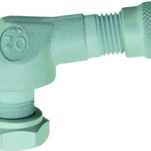 Ariete Safety Valve 11971-ALL Silver 8.3mm