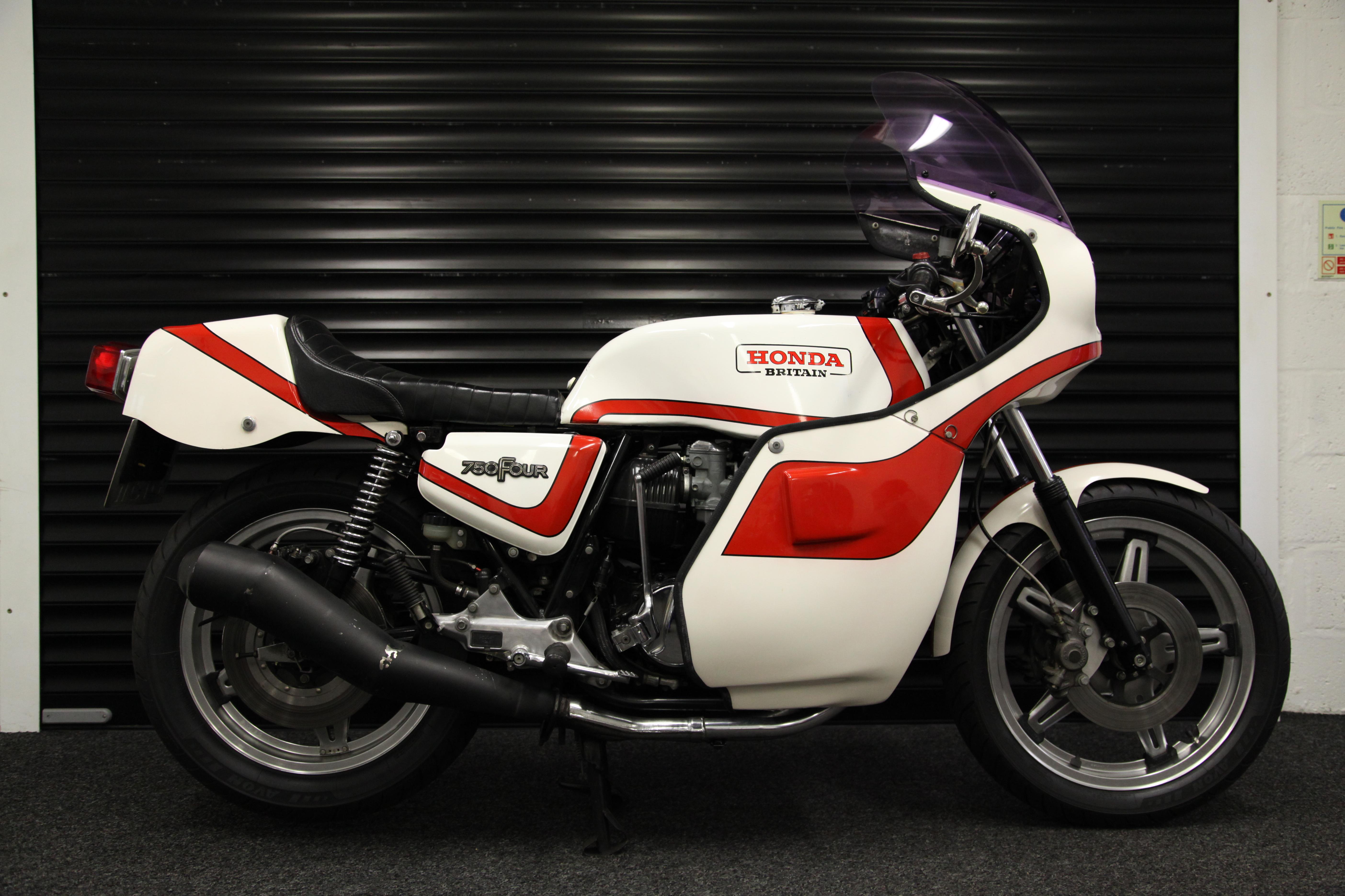 Honda Britain 750 4-Stroke 750