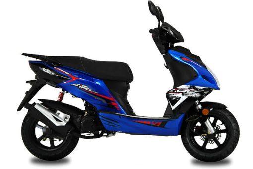 AJS Firefox 50 50 Blue