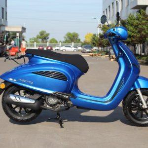 AJS Insetto 125 125 Blue