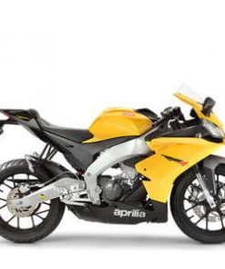 Aprilia RS4 125 125 Yellow