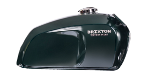 Brixton BX 125 125 Racing Green