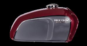 Brixton BX 125 125 Red/Grey