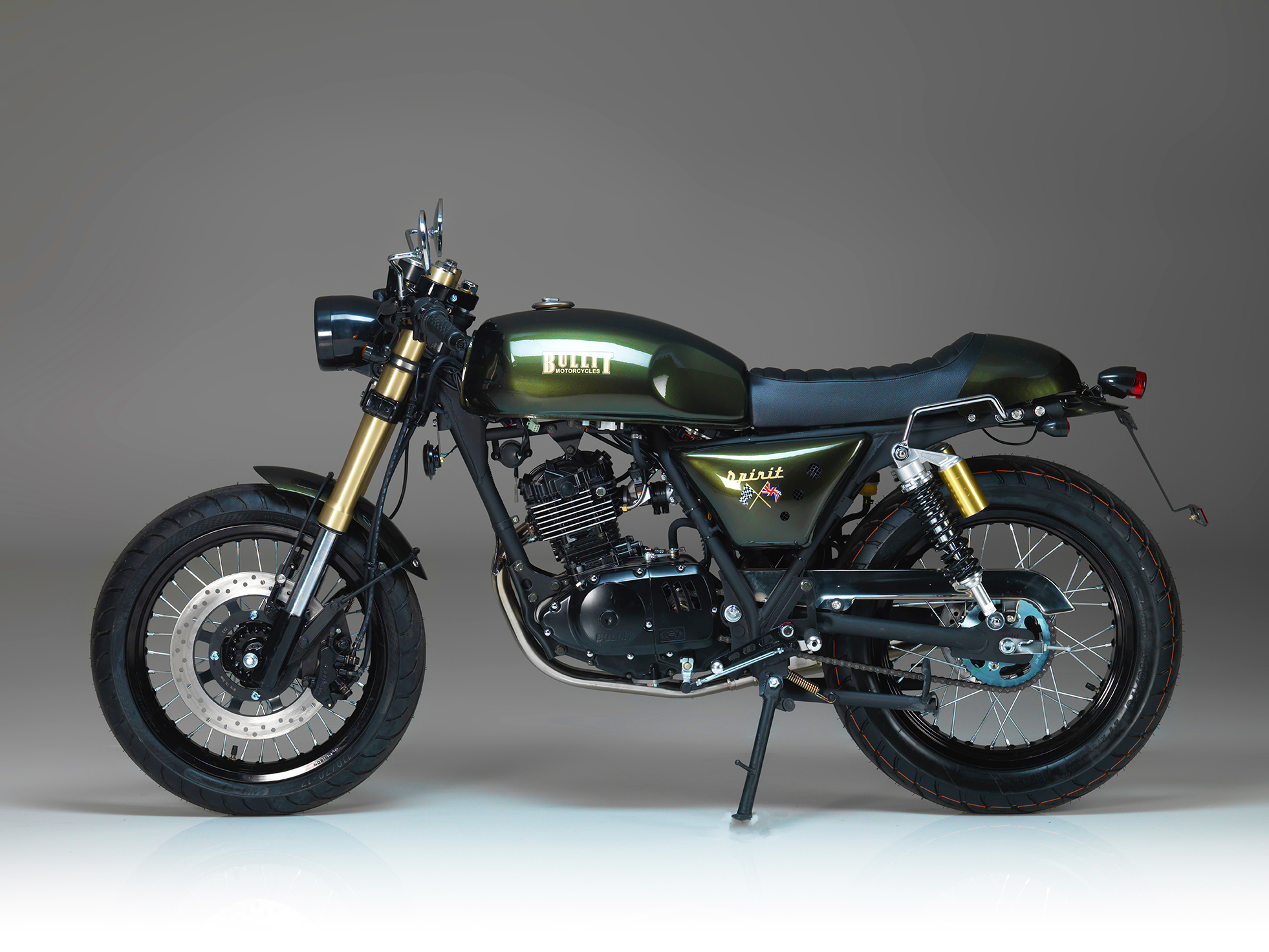Cc Cafe Racer Motorcycles