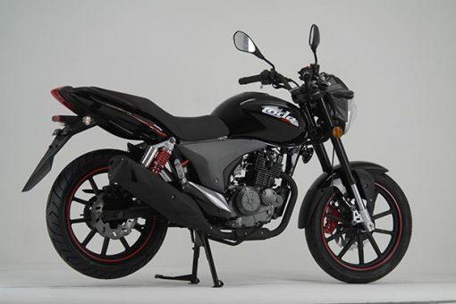 KSR Code X 125 125 Black