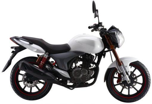 KSR Code X 125 125 White