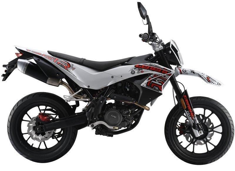 KSR GRS 125 125 White
