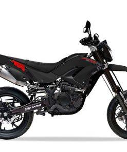 KSR TW SM 125 125 Black