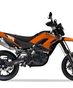 KSR TW SM 125 125 Orange
