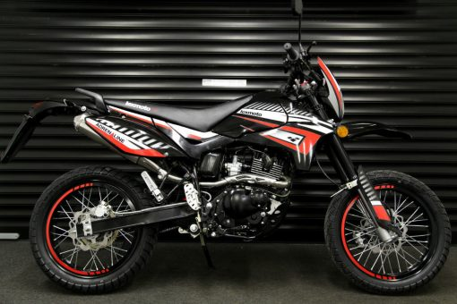 Lexmoto Adrenaline EFi 125 125 Black/Red