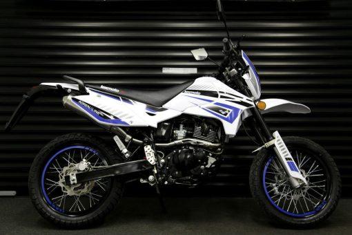 Lexmoto Adrenaline EFi 125 125 White/Blue