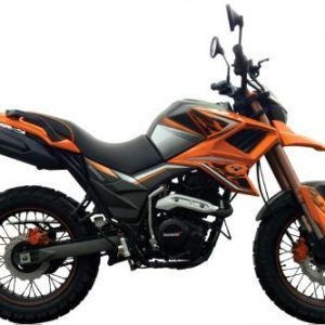 Lexmoto Tekken 125 125 Orange