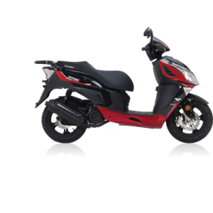 Lexmoto Titan 125 125 Black/Red