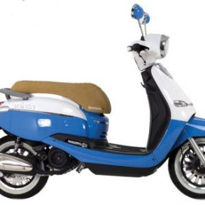 Lexmoto Valletta 125 125 Blue/White