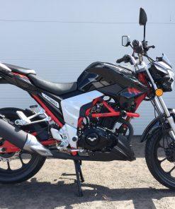 Lexmoto Venom Efi 125 125 Black/Red
