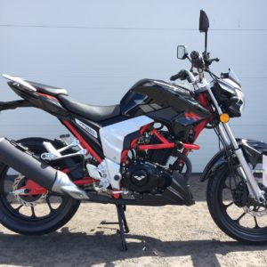 Lexmoto Venom Efi 125 125 Black/Red