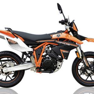 Sinnis Apache SMR 125 125 Orange