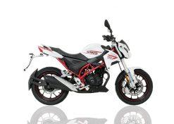 Sinnis RSX Efi 125 125 Pearl White