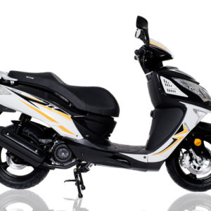 Sinnis Shuttle Efi 125 125 Jet Black