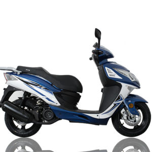 Sinnis Shuttle Efi 125 125 Ocean Blue