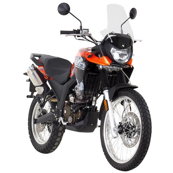 UM Adventure TT 125 125 Orange