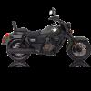UM Renegade Commando 125 125 Black