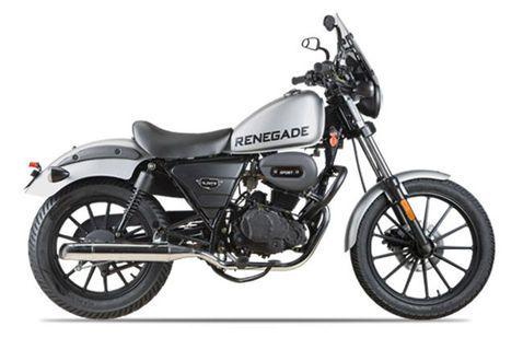 Um Renegade Sport S 125 125cc Lowest Rate Finance Around