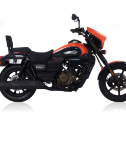 UM Renegade Sport S 125 125 Black/Orange