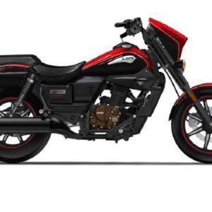 UM Renegade Sport S 125 125 Black/Red