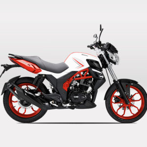UM Xtreet RC 125 125 White/Red