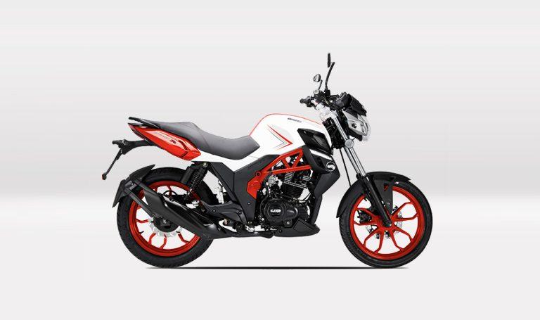 UM Xtreet RC 125 125 White/Red