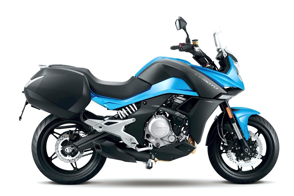 WK 650MT ABS 650 Blue