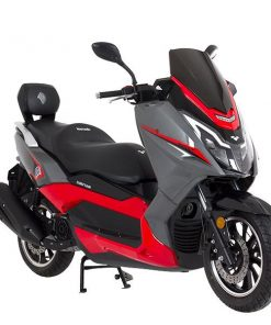 Lexmoto Chieftain 125 Grey / Red