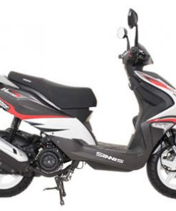 Sinnis Harrier 125 - white black