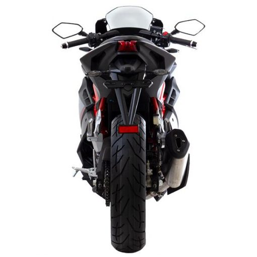 Lexmoto LXR125 Black - Rear