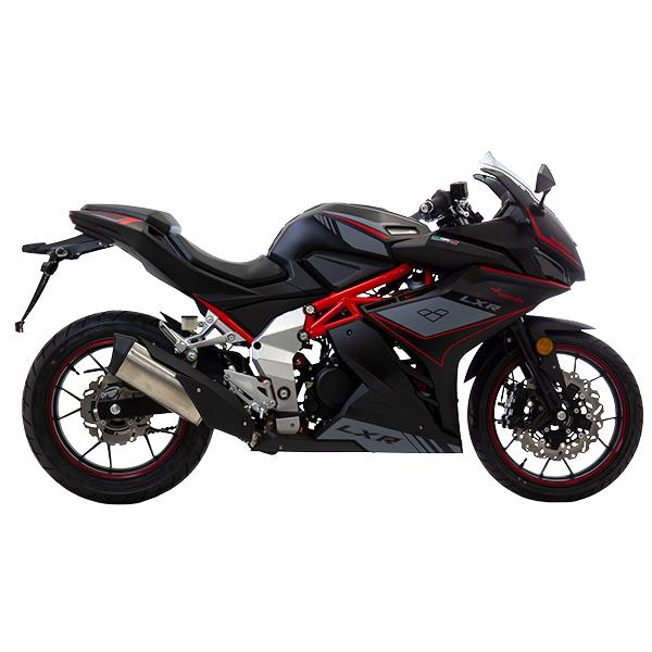 Lexmoto LXR125 Black - Right