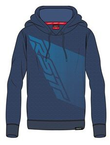 RST CASUAL GLOVE FORCE HOODIE 0213