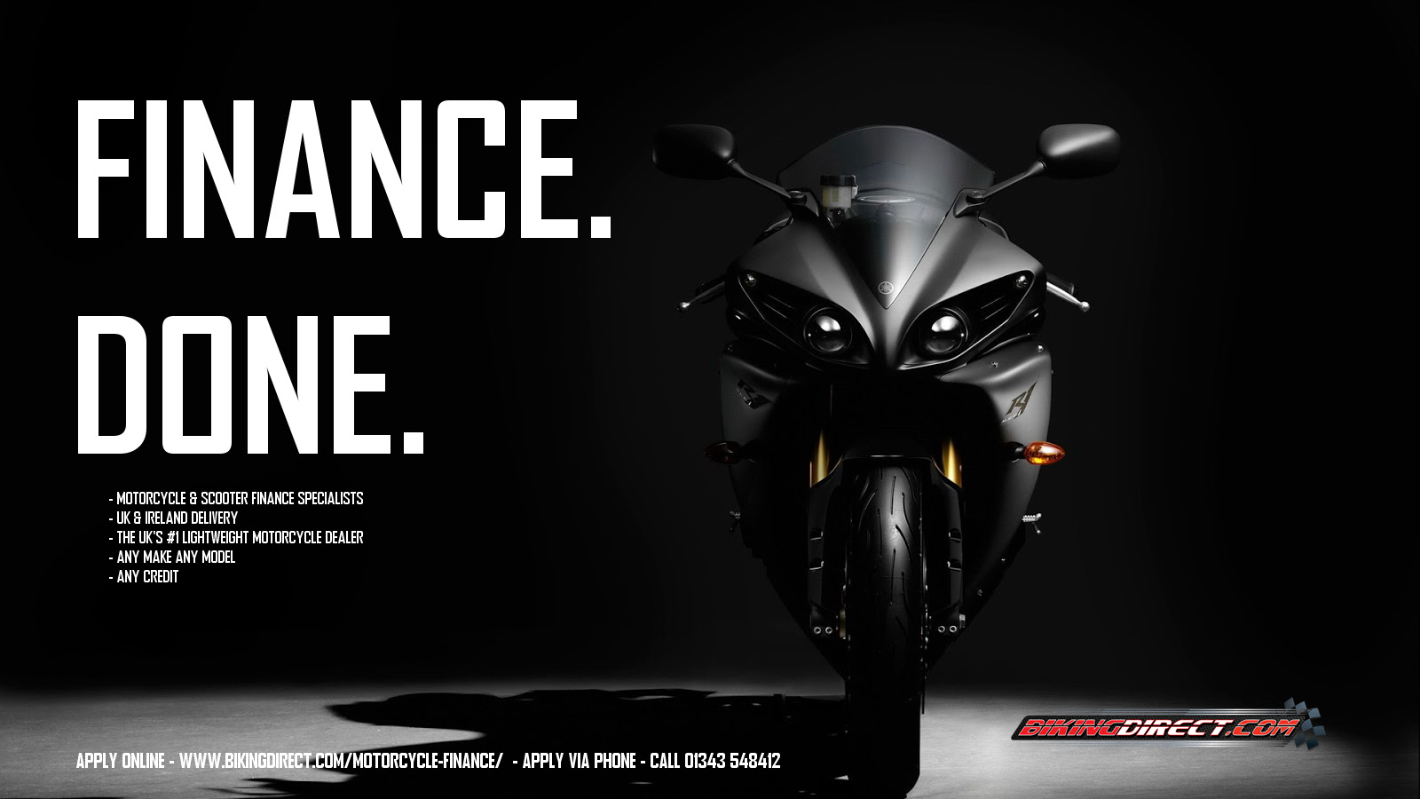 Motorcycle Finance From The Uk S 1 Motorcycle Scooter Finance Dealer