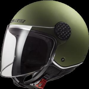 LS2 Sphere Lux Solid Matt Military Green Matt Military Green
